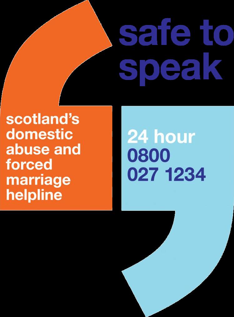 Safe to Speak Logo